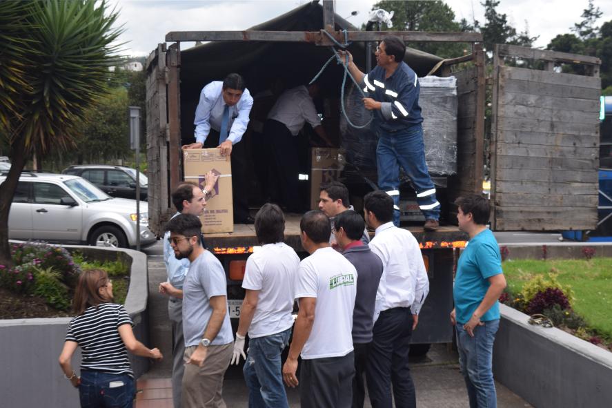 Sector empresarial ante  Terremoto en Esmeraldas y Manabí