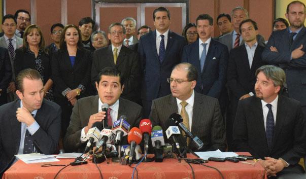 Resolución del sector empresarial ecuatoriano