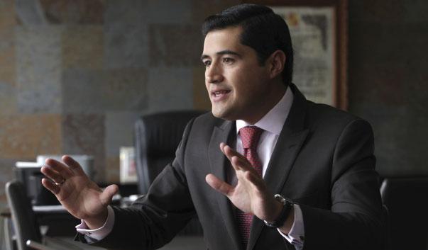 Richard Martínez: 'Esperamos señales potentes para retomar las inversiones'