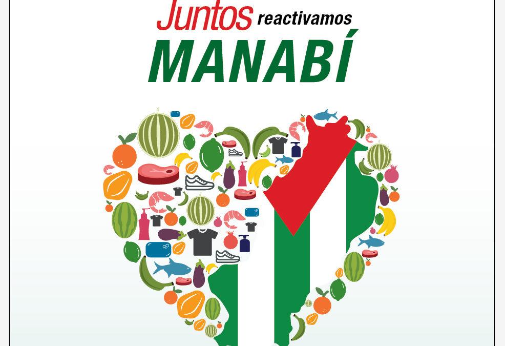 """""""Juntos Reactivamos Manabí"""", Rueda de Negocios Productiva"""