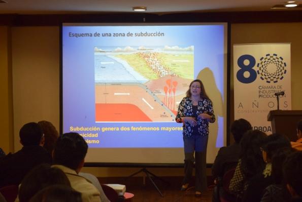 ¿Cómo deben actuar las industrias ante la actividad sísmica?