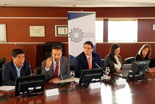 La CIP dialogó con el nuevo Alcalde de Quito