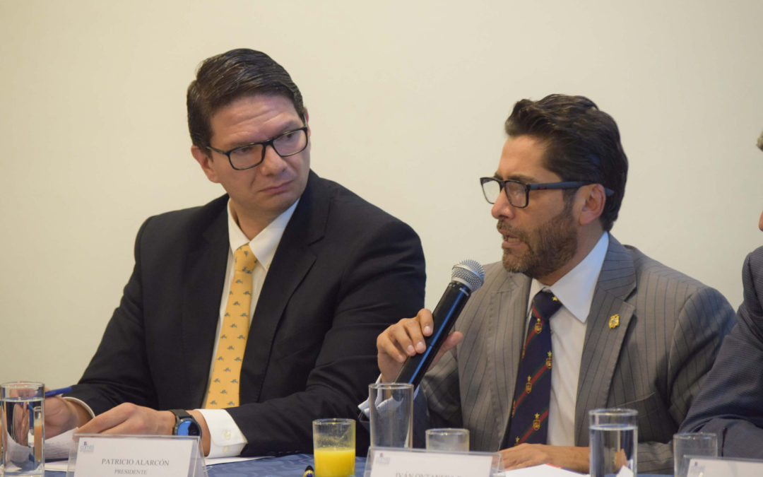 La CIP da la bienvenida al nuevo ministro Iván Ontaneda