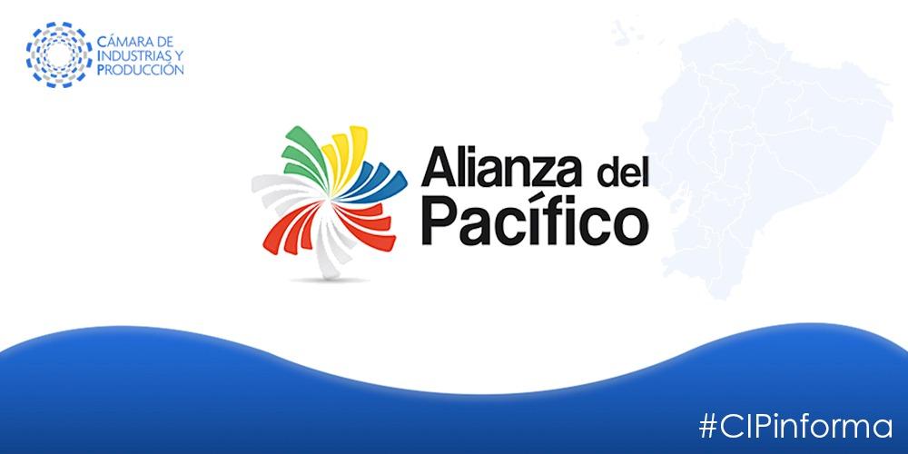 La Cámara de Industrias y Producción ante la adhesión de Ecuador a  la Alianza del Pacífico
