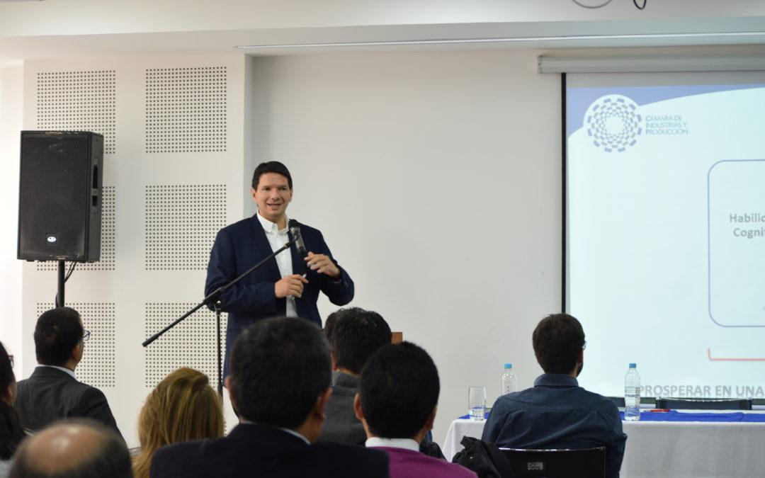 La CIP participa en la construcción de nuevos modelos educativos
