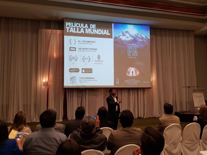Los mejores colaboradores de industrias ecuatorianas se motivaron con Millán Ludeña