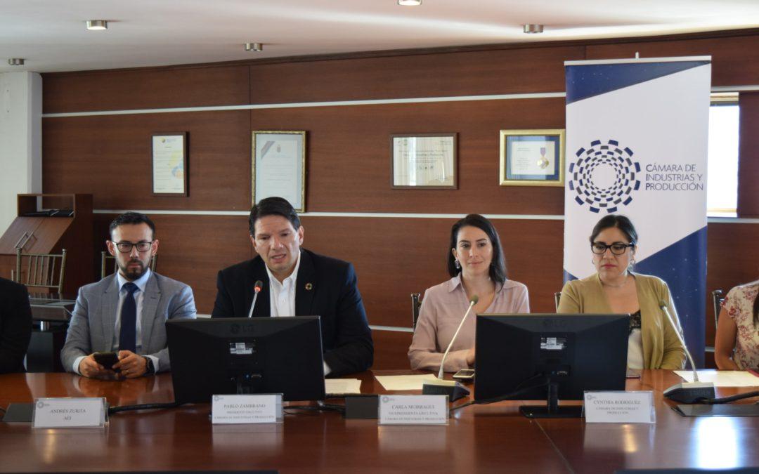 Jóvenes líderes del país y la CIP formarán una red nacional de vinculación entre academia y empresa privada