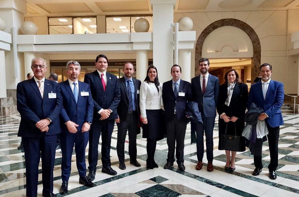 La Cámara de Industrias y Producción forma parte de la comisión empresarial que visita Washington