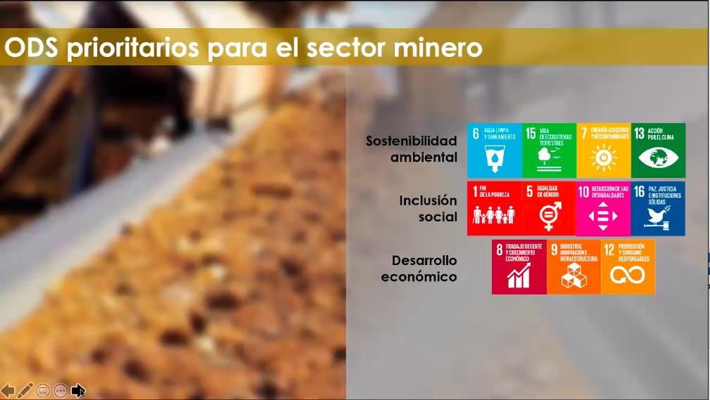 Webinar: La minería formal responsable genera empleo y encadenamientos productivos