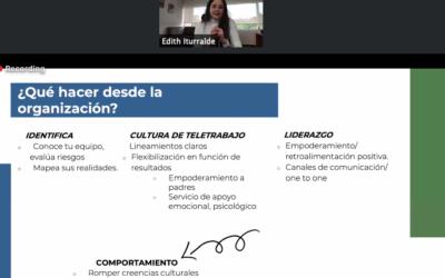 Webinar: El desafío de las empresas en mantener la igualdad de género en el marco del Covid-19