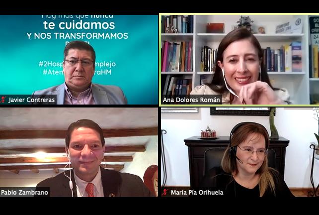 CIP CEO Talks: Evolución digital en el cuidado de la salud