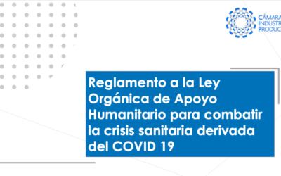 Reglamento de aplicación de la Ley de Apoyo Humanitario