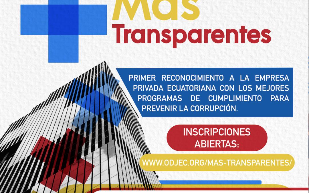 Concurso Más Transparentes