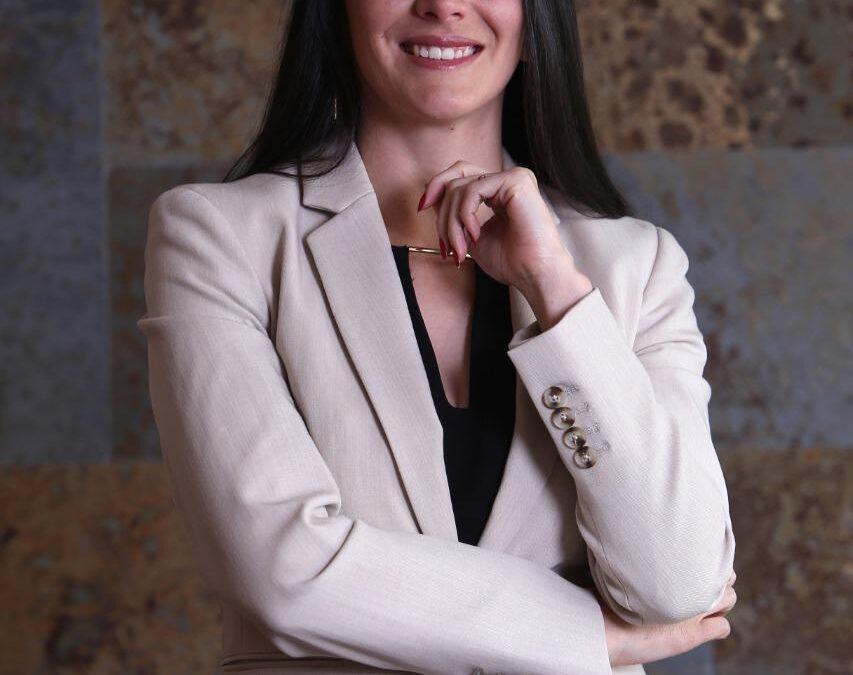 """Transmitir el liderazgo de las mujeres, ser """"visibles y audibles"""" para cambiar el mundo"""